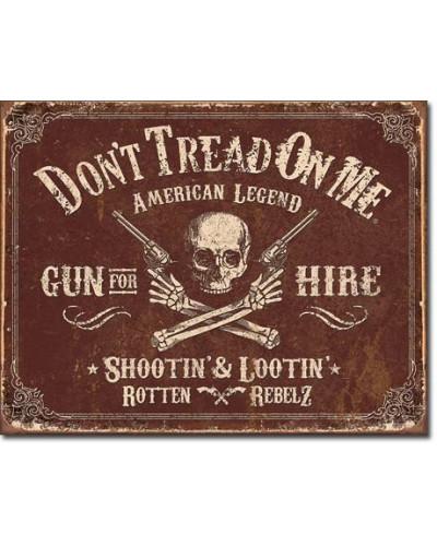 cedule DTOM - Gun for Hire