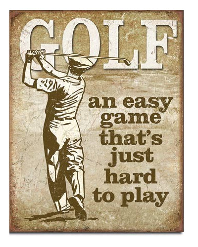 cedule Golf - Easy Game