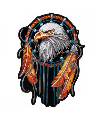 nášivka BS Eagle Dream Catcher XXL
