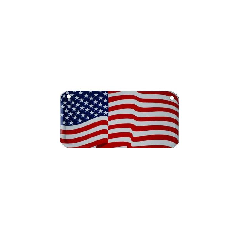Bike Tag US Flag