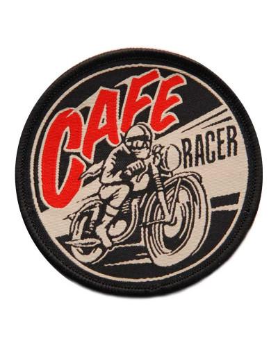 Moto nášivka Cafe Racer 7,5cm