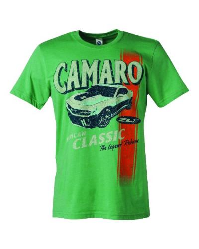 tričko CAMARO AMERICAN CLASSIC REBORN