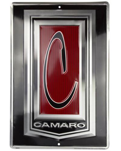 Plechová cedule Chevy Camaro Large 45 cm x 30cm