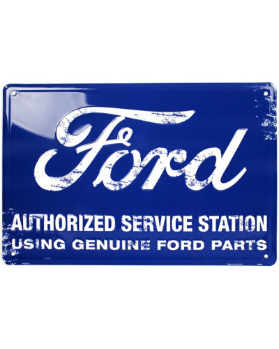 Cedule Ford Authorized Service Station