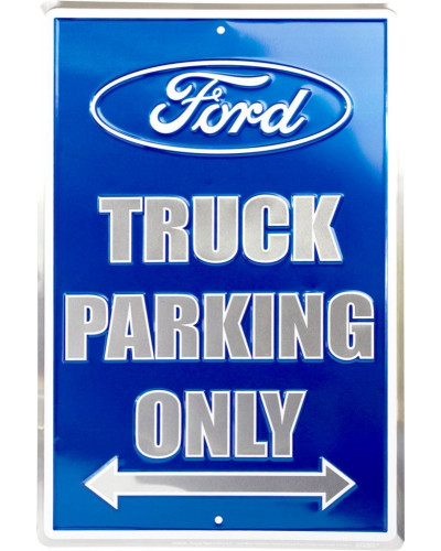 cedule Ford Truck Parking Only
