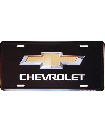 Chevrolet Bow Tie black