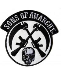 Moto nášivka Sons of Anarchy