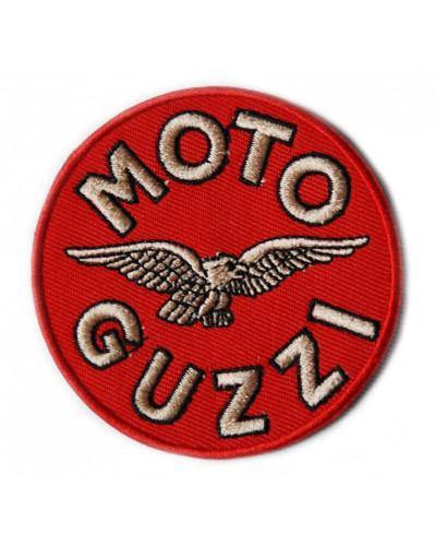 Moto nášivka Moto Guzzi Round 7 cm