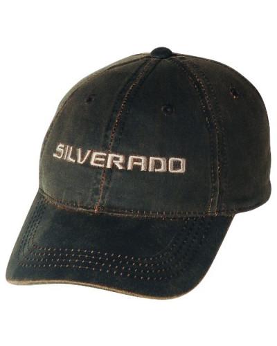 Kšiltovka Silverado weathered