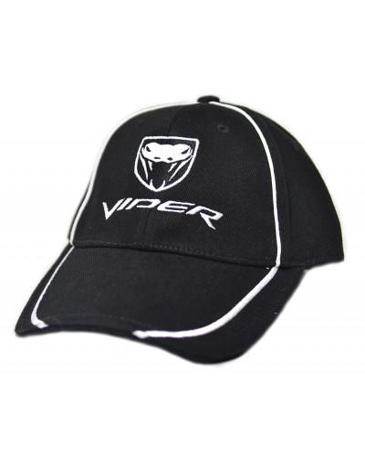 Kšiltovka Dodge Viper černá