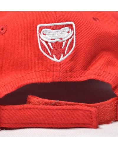 Kšiltovka Dodge Viper červená