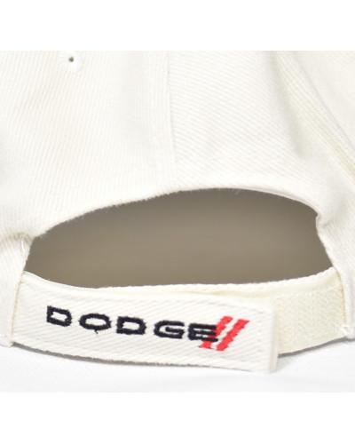 Kšiltovka Dodge Challenger bílá