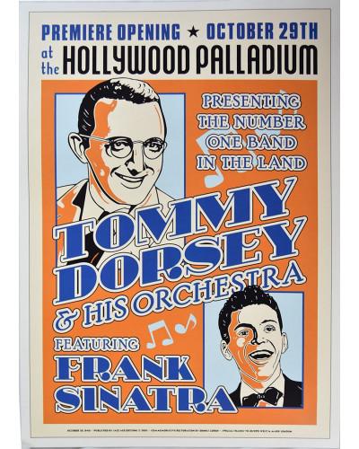 Koncertní plakát Tommy...