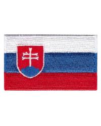 Nášivka Slovenská vlajka 6 cm x 3,5 cm