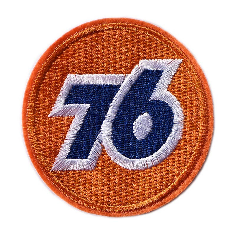 Moto nášivka 76