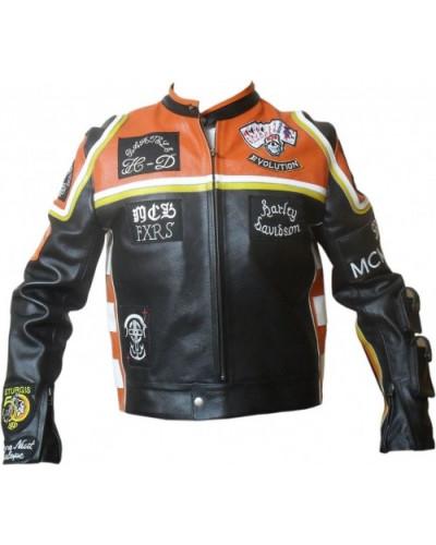 Kožená bunda z filmu Harley Davidson and Marlboro Man předek