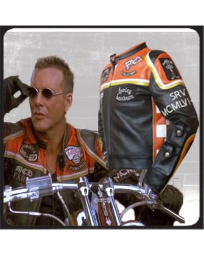 Kožená bunda z filmu Harley Davidson and Marlboro Man M.Rourkey