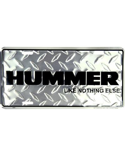 Americká SPZ Hummer