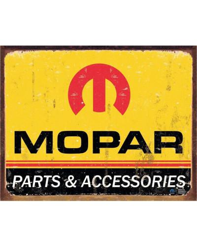 Plechová cedule Mopar Logo 1964