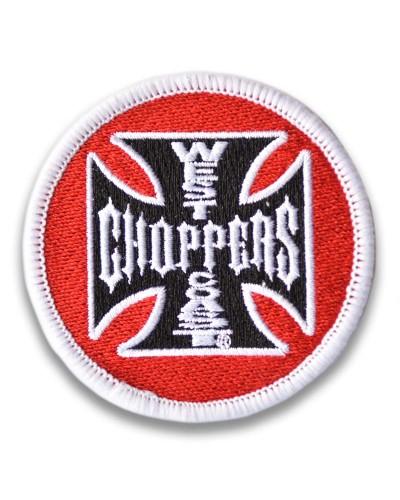 moto nášivka West Coast Choppers Tank Top 7cm
