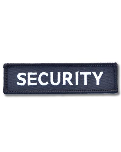 Moto nášivka Security 10cm x 3cm