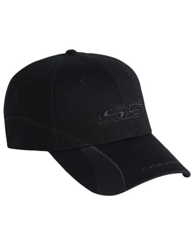 Kšiltovka Chevrolet Ghost Cap black