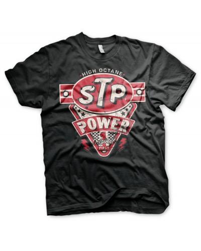 Pánské tričko STP High Octane Power černé