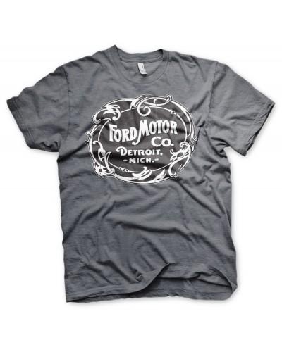 Pánské tričko Ford Motor Co. Historic Logo